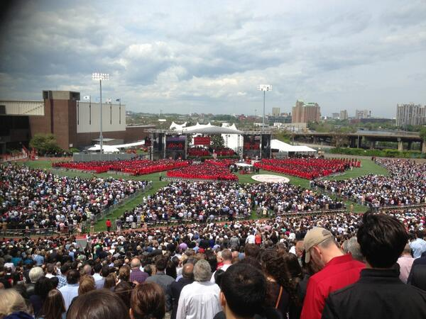 Congratulations to the BU Class of 2013! pic.twitter.com/U5JGngMMzh