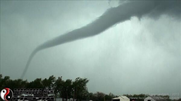 Thumbnail for Kansas + Oklahoma Tornadoes May 19, 2013