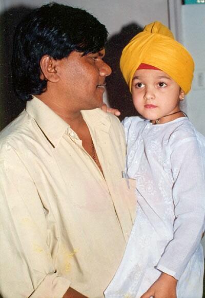Alia Bhatt hot and unseen pics: Alia bhatt Childhood