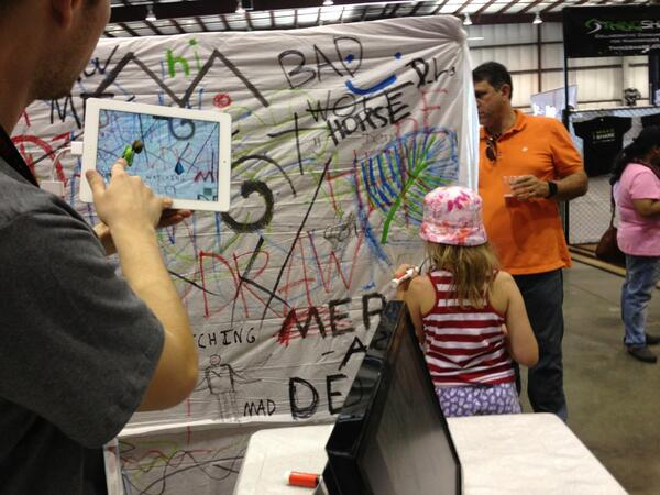 Makerfaire 2013