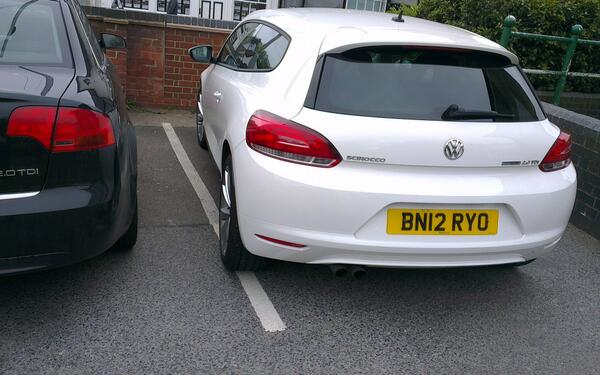 BN12 RYO is a crap parker