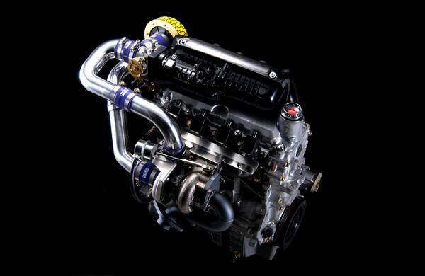 HKS Europe Ltd on Twitter Answer Honda L15A powered the Fit