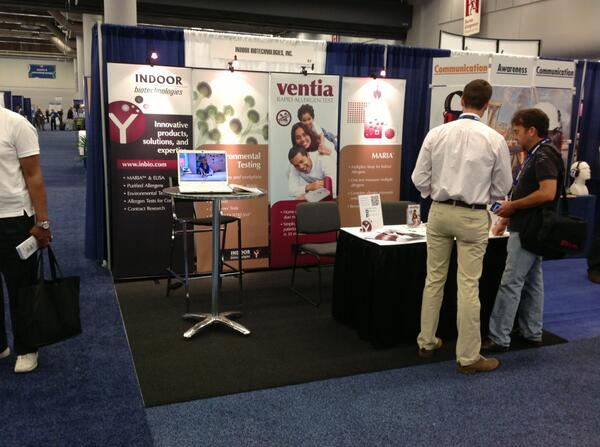 Questions about allergens and environmental testing? Answers & solutions are available at booth 912 #AIHce #AIHce2013 pic.twitter.com/53McRZZOEu