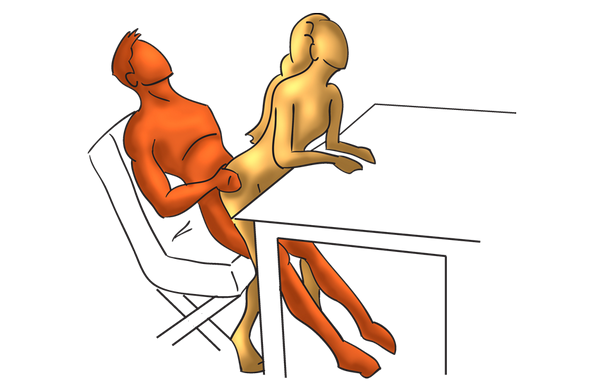 Daily Sex Position 98