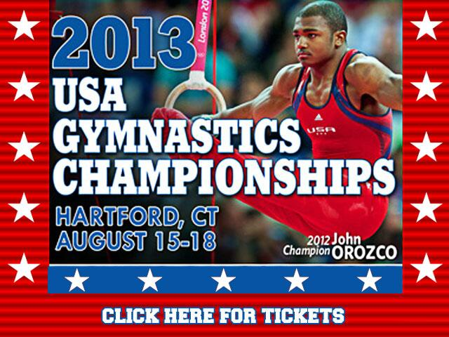 Twitter / XLCenter: Check out the best gymnasts ...
