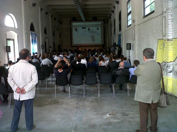 Si parla di #innovazione e @ExpoMilano2015 a #innacqua pic.twitter.com/y6qsNDMhBs