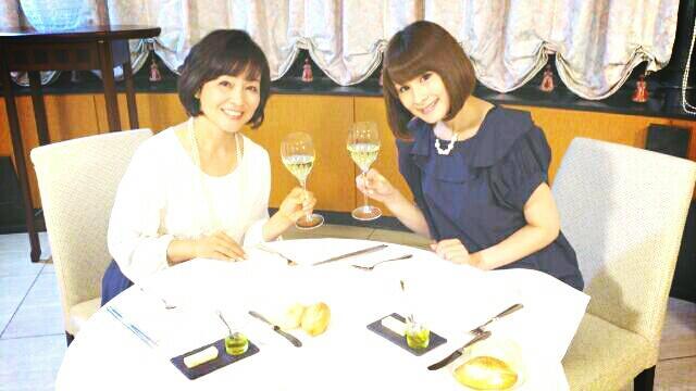 テレビ東京の旅番組に日高のり子&中原麻衣がレポーターで出演