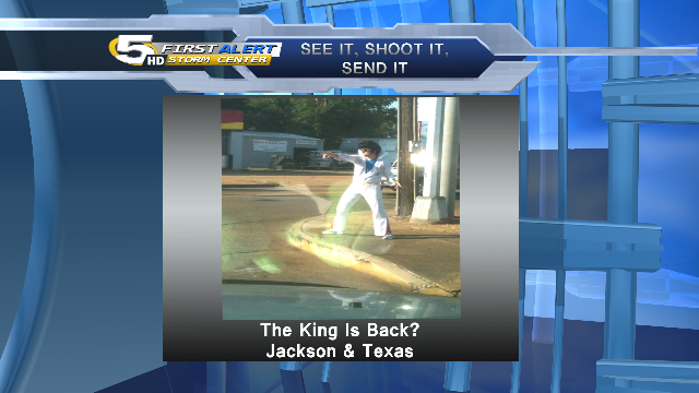 Twitter / DEWxKALB: This morning, THE KING HIMSELF ...