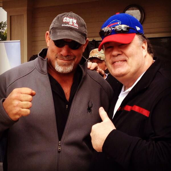 Image result for bill goldberg buffalo