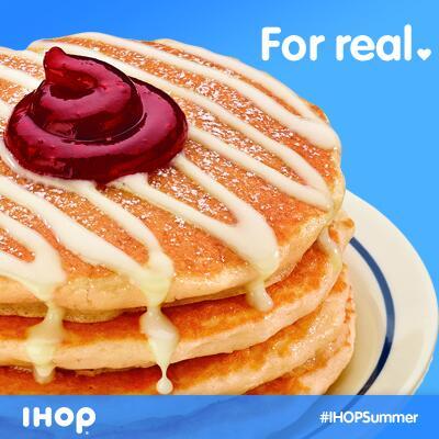 Ihop Jelly Donut Pancakes Twitter / ihop: new jelly
