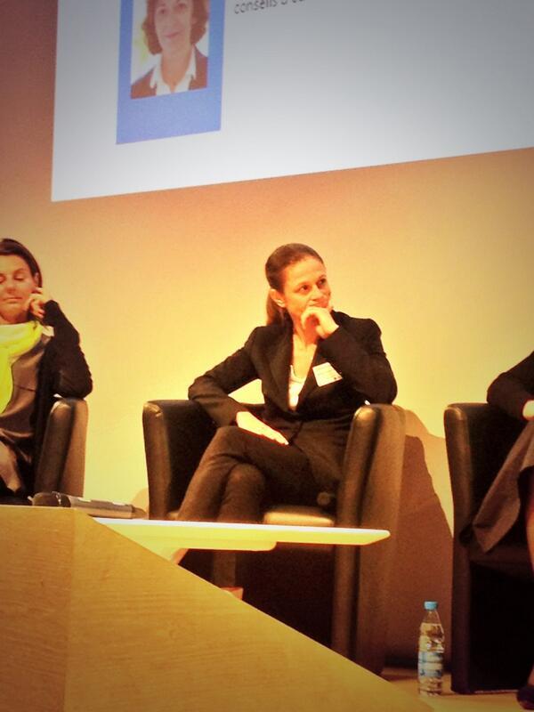 Présentation de #connectthings, leader européen du mobile sans contact, par Laetitia Gazel, bravo ! #g9plus pic.twitter.com/PNqspNLlJx
