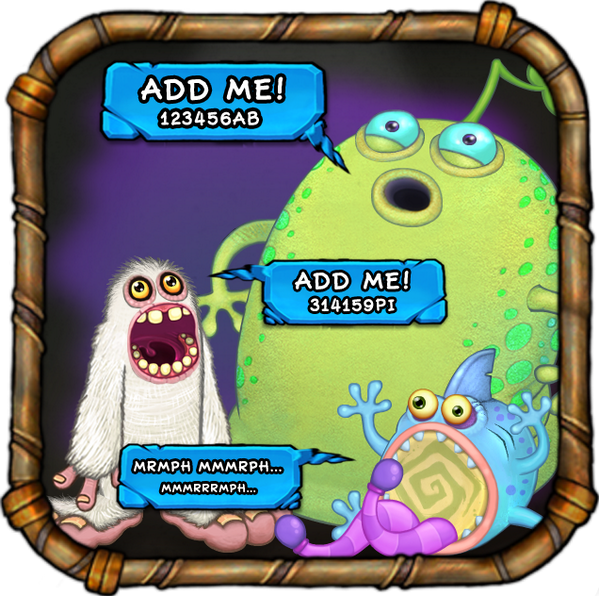 "on Twitter: ""Want friends in My Singing Monsters? Tweet your Friend"