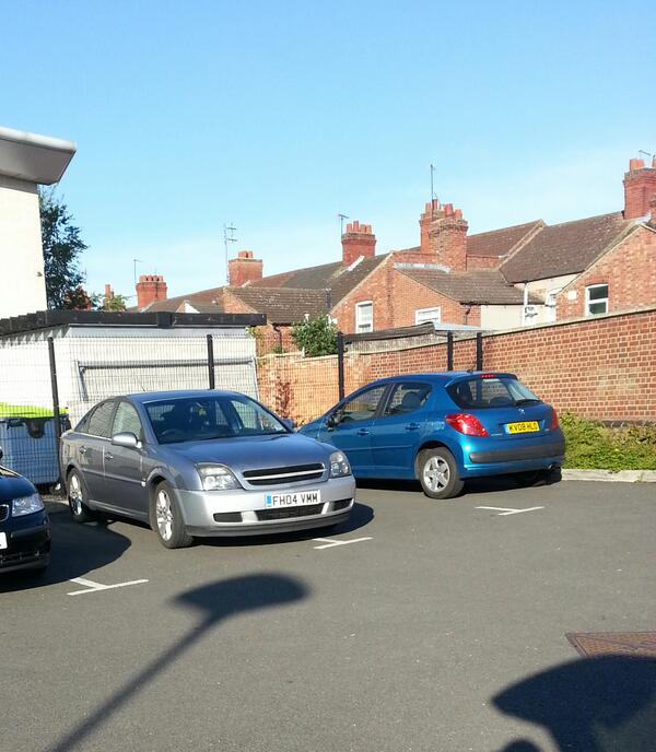 FH04 VMM is a Selfish Parker