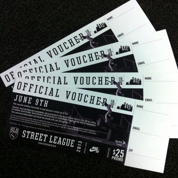 Who wants to go to @STREETLEAGUE world tour Kansas City? Retweet and favorite for a chance to win 4 tickets! http://t.co/7AUqryQlED
