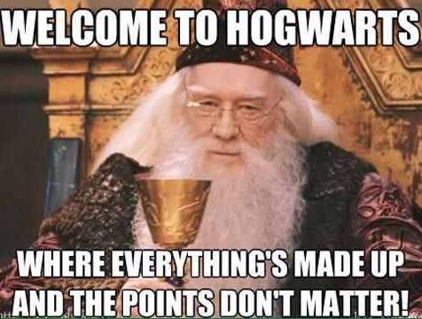 Harry Potter Memes On Twitter Whos Hogwarts Is It Anyway Http