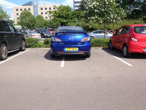 S77 ALO is a Selfish Parker