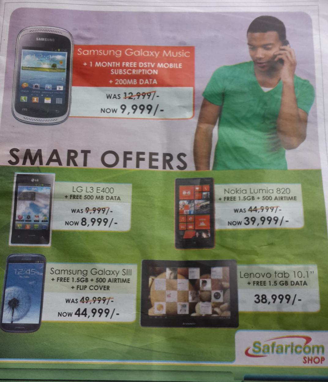 Twitter / echenze: New smartphone deals from ...