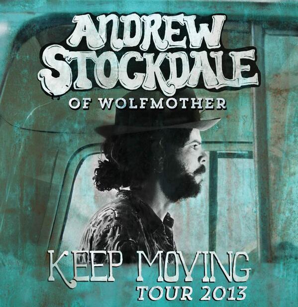 Keep Moving Tour