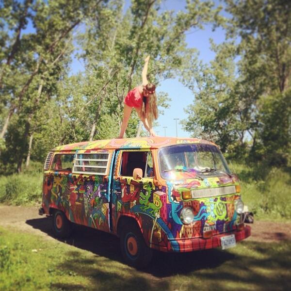 Hippie Van Man