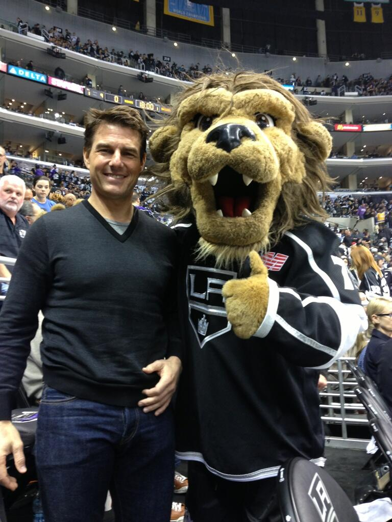 Twitter / BaileyLAKings: No it's not a mission impossible ...