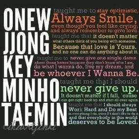 #5YearsWithSHINee 5 things that SHINee taught me :') http://t.co/0YOw7sXQqX""
