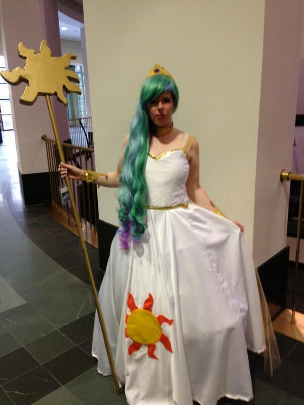 Dear Princess Celestia... #animeboston pic.twitter.com/wDIt0kt1Mv