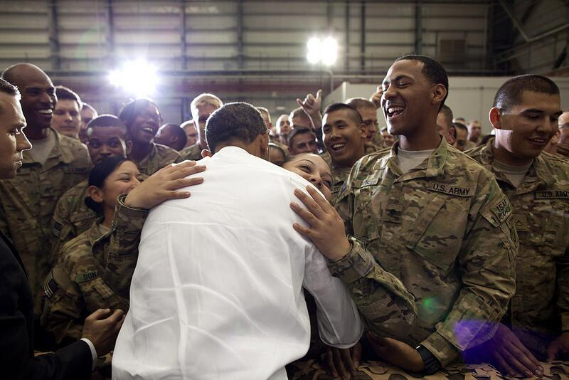 Twitter / BarackObama: This weekend, show our men ...