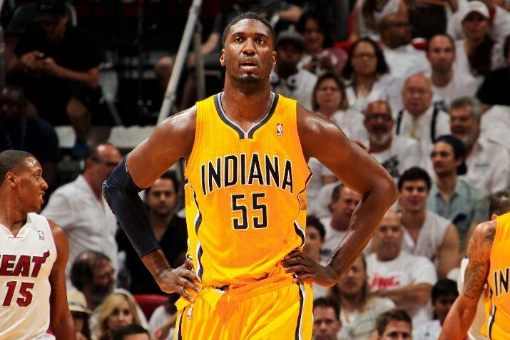 Twitter / ESPNNBA: Roy Hibbert's 19 points helped ...