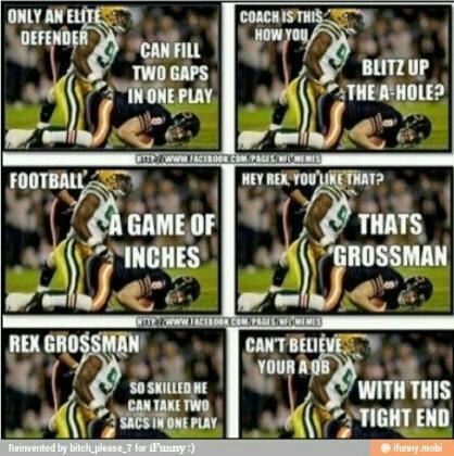 Meme Pix Lol Funny On Twitter Fudge Packers Anyone Nfl Packers Bears Greenbay Chicago Funny Memepix Me Http T Co Uguxnnj6se