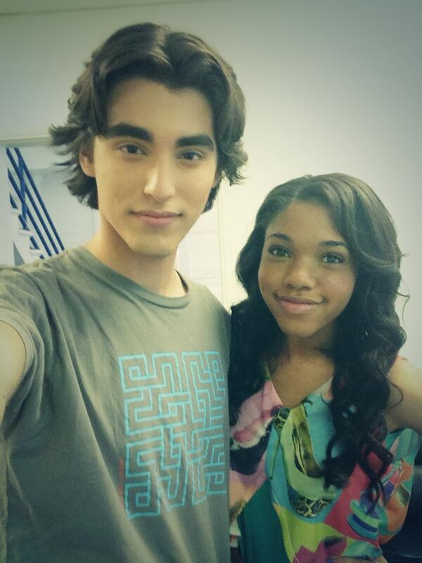 nick and disney tv teala dunn guest starring on quotdog with