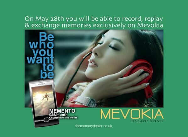 New memory phone contract available from MEVOKIA check out mevokia.co.uk #memdealer @mayfestbristol pic.twitter.com/0kcaDPy1ik