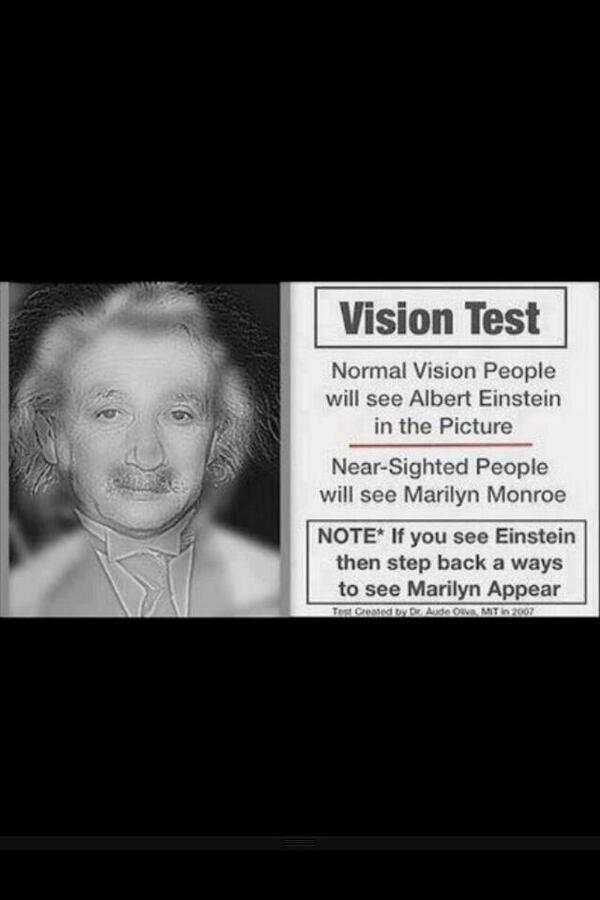 emberi látás és életkor