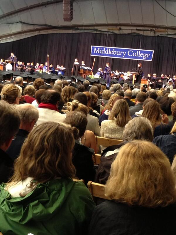 #jonathansafranfoer is the Middlebury College commencement speaker. pic.twitter.com/rMArAWomIx