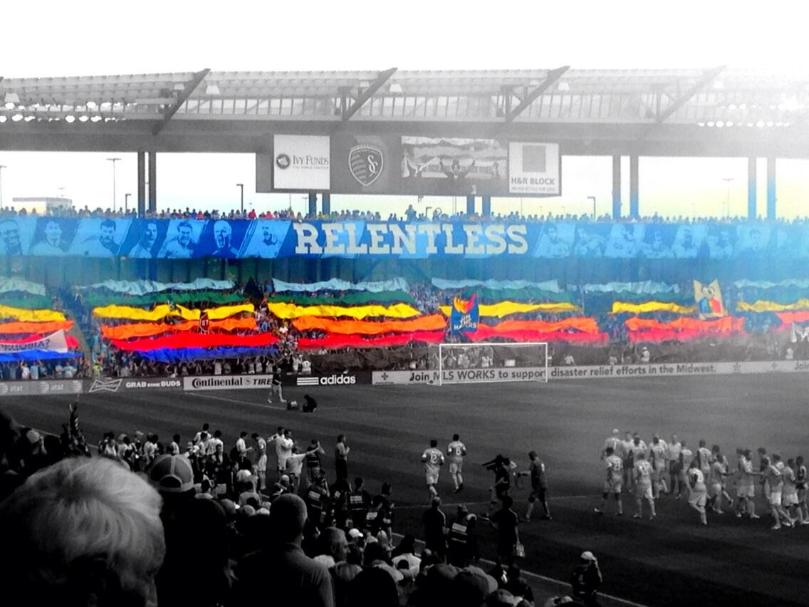 The Cauldron / Sporting Kansas City