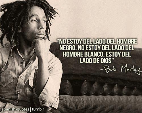 "Frases Bob Marley Tumblr: Bob Marley™ On Twitter: ""Sabias Palabras De #BobMarley"