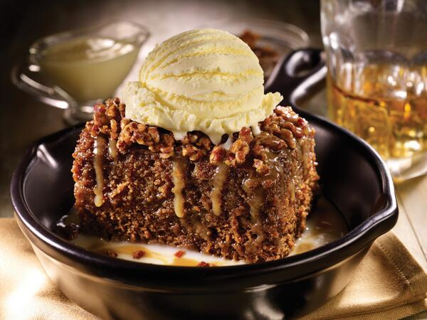Tennessee Whiskey Cake Tgif Recipe