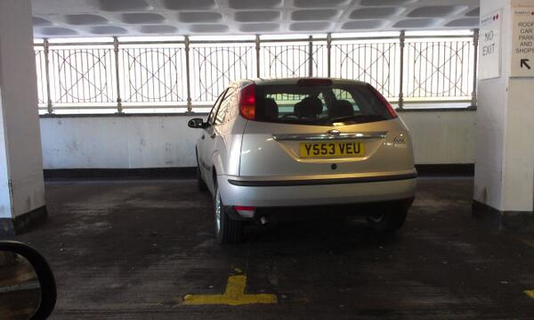 Y553 VEU is a Selfish Parker