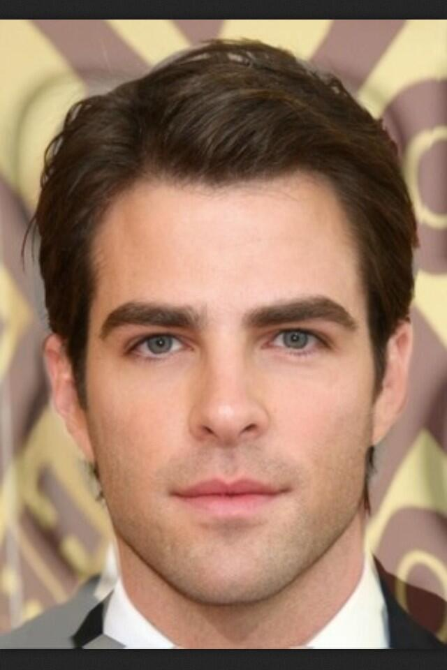 Twitter / MoffatsDivision: somebody morphed Chris Pine ...