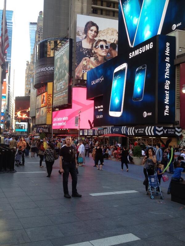 Altijd weer leuk New York. Weekje vakantie :-) http://t.co/Ivzs9D4pY1