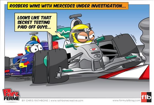 Rathbone On Twitter Cheers I Do A F1 Cartoon Every Week For Formula1blog Evesy26 Jenny Jacobs94