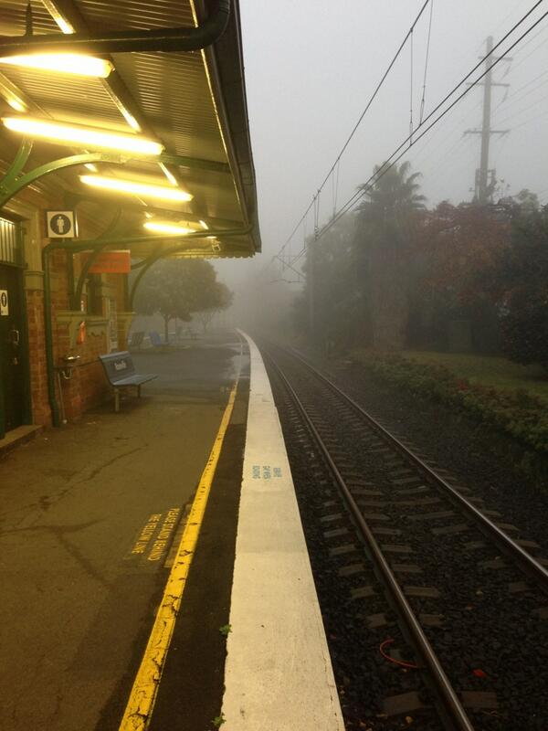 @VanessaOHanlon @ABCNews24 @BreakfastNews #rosevillestation pic.twitter.com/nrZ0rPbcL8