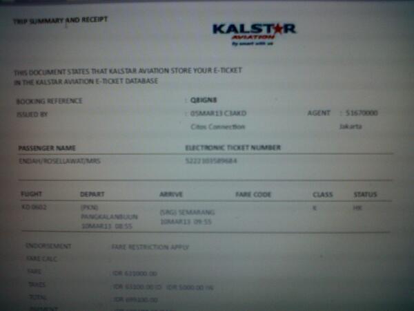 Reservasi Tiket Pswt على تويتر Norma Amilinda Kalstar Air Semarang Pangkalanbun Tgl 26 27 29 30 Juni Hrga 599 1juli Hrga 500 Tgl 20 2123 24 28 Juni Harga 544