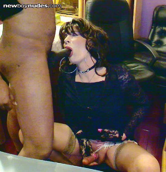 cocksucking sissy