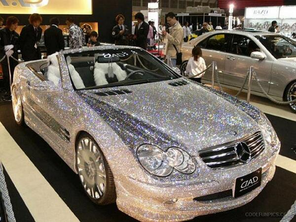 Diamond House On Twitter Every Girls Dream Car Is Covered In Diamonds Tco 7VXZfMk6gT
