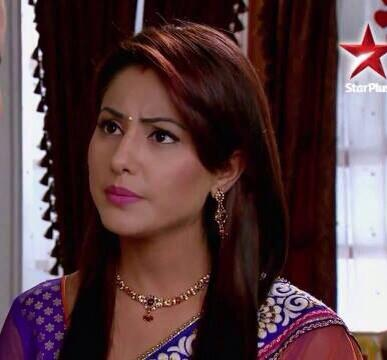 Yrkkh S Fanclub On Twitter Hina Khan With A Cute Expression