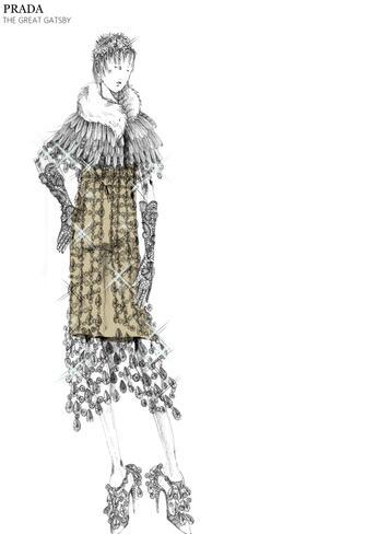 【FASHION NEWS】映画「華麗なるギャツビー」で使用した衣装を、プラダ 青山店で展示! http://t.co/y6SrpRQJM2 http://t.co/1j1pOtBqRY