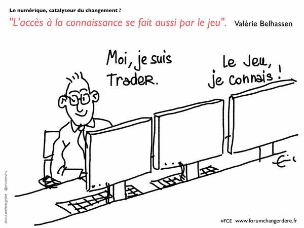 Thumbnail for Le numérique, catalyseur du changement?