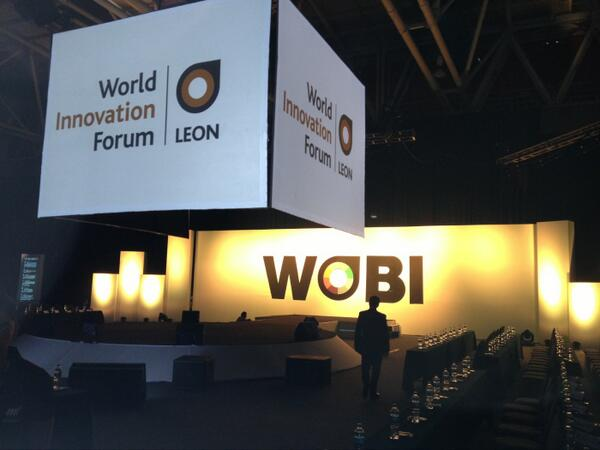 Thumbnail for World Innovation Forum León 2013 | Global