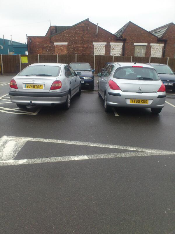 YT60 KNS is a Selfish Parker