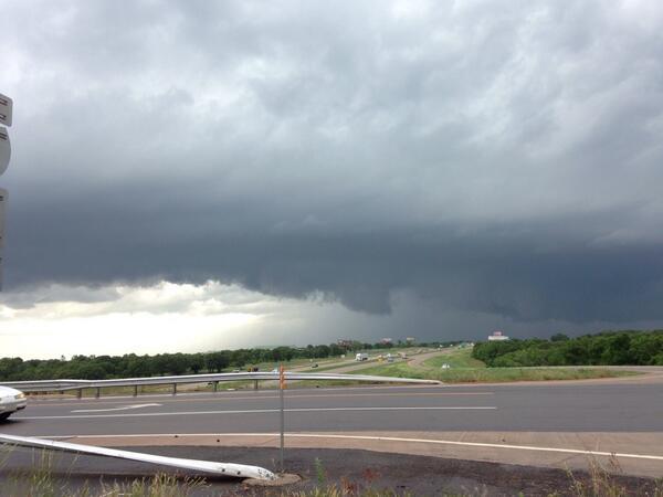 Oklahoma weather: Severe storm updates